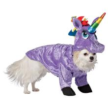 Unicorn Dog Costume by Rasta Imposta - Purple