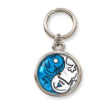 Unity Collar Charm by Doggles - Dog Cat Yin Yang