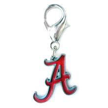 University of Alabama Crimson Tide Dog Collar Charm