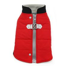 Urban Runner Dog Coat by Dogo - Red