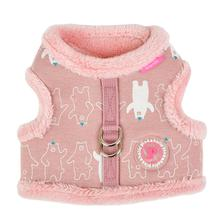 Ursa Pinka Dog Harness by Pinkaholic - Indian Pink