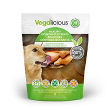 Vegalicious Healthy Dehydrated Dog Treats - Sweet Potato Wedges
