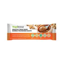 Vegalicious Healthy Treat Bar Dog Treat - Peanut Butter Blast