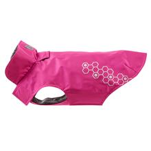 Venture Shell Slicker Dog Jacket - Boysenberry