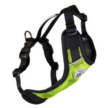Vest Dog Harness by Canine Friendly - Lime Green