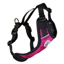 Vest Dog Harness by Canine Friendly - Raspberry