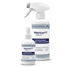 Vetericyn VF Plus Antimicrobial Pet Wound & Skin Cleanser Spray