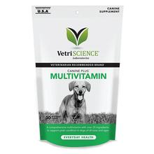 VetriScience Canine Plus Multivitamin Dog Chews
