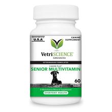 VetriScience Canine Plus Senior Multivitamin Dog Chewable Tablets