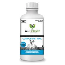 VetriScience Composure Max Liquid for Dogs and Cats