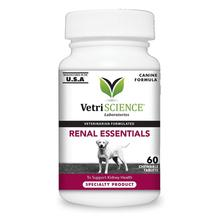 VetriScience Renal Essentials Dog Chewable Tablets