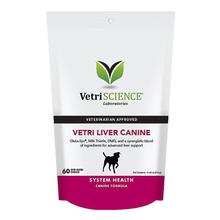 VetriScience Vetri Liver Canine Bite-Sized Dog Chews