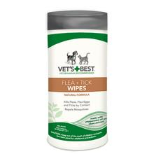 Vet's Best Flea + Tick Wipes