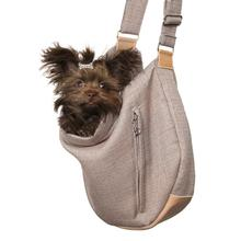 Vienna Sling Pet Carrier by Hello Doggie - Latte