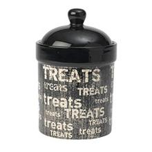 Vintage Treat Jar by Petrageous
