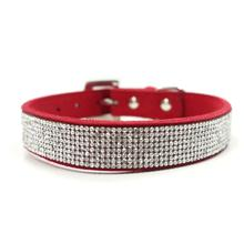 VIP Bling Dog Collar by Dogo - Red