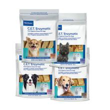 Virbac C.E.T. Enzymatic Oral Hygiene Chews for Dogs