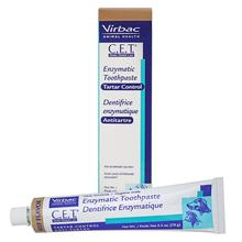 Virbac C.E.T. Enzymatic Tartar Control Pet Toothpaste for Dogs and Cats - Beef Flavor