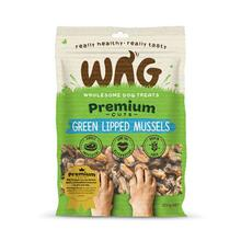 WAG Green Lipped Mussels Dog Treats