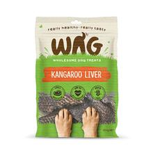 WAG Kangaroo Liver Dog Jerky Treats