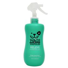 Wags & Wiggles Relieve Anti-Itch Waterless Dog Bath Spray - Kiwi