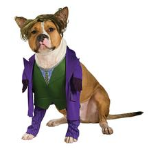 Walking Dark Knight The Joker Dog Costume by Rubies