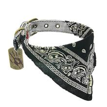 The Walking Dead Daryl Bandana Dog Collar