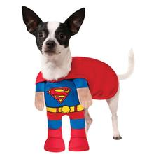 Walking Superman Dog Costume by Rubies