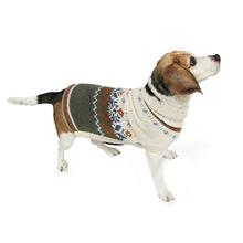 Warm Whispers Alpaca Sleeveless Dog Sweater