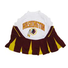 Washington Redskins Cheerleader Dog Dress
