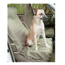 Waterproof Bucket Dog Car Seat Cover - Beige