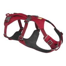 Flagline Dog Harness by RuffWear - Red Rock