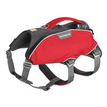 Web Master Pro Dog Harness by RuffWear - Red Currant
