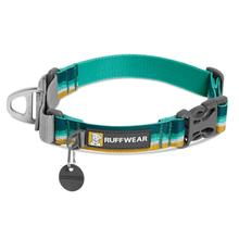 Web Reaction Dog Collar by RuffWear - Seafoam