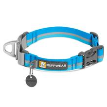 Web Reaction Dog Collar by RuffWear - Blue Dusk