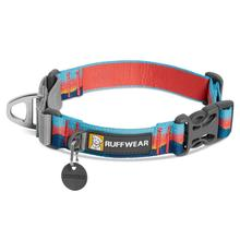 Web Reaction Dog Collar by RuffWear - Sunset