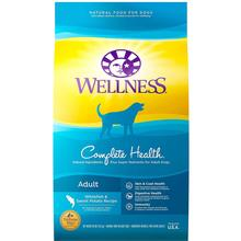 Wellness Complete Health Dry Dog Food - Whitefish & Sweet Potato Recipe