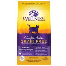 Wellness Complete Health Grain Free Indoor Cat Food - Healthy Weight Chicken