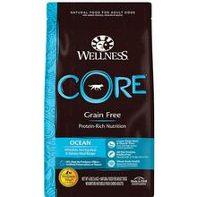 Wellness CORE Grain-Free Ocean Dry Dog Food - Whitefish, Herring Meal & Salmon Meal Recipe