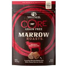 Wellness CORE Natural Grain Free Marrow Roasts Dog Treats - Beef Recipe