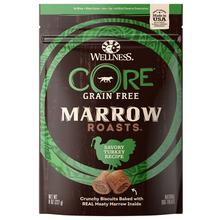 Wellness CORE Natural Grain Free Marrow Roasts Dog Treats - Turkey Recipe