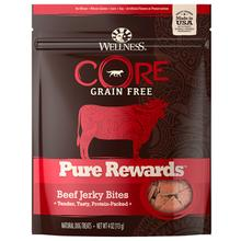 Wellness CORE Natural Grain Free Pure Rewards Jerky Bites - Beef