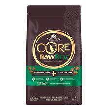 Wellness CORE RawRev Dog Food - Wild Game + 100% Raw Lamb
