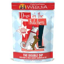 Weruva Dogs in the Kitchen Wet Dog Food Pouch - The Double Dip