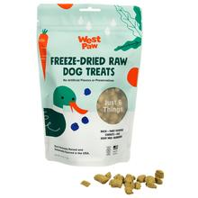 West Paw Freeze Dried Raw Dog Treat - Duck with Superfood