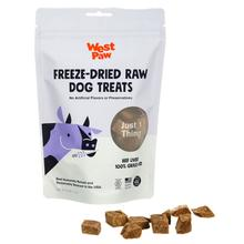 West Paw Freeze Dried Raw Dog Treat - Beef Liver