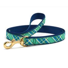 Kelly Plaid Dog Leash by Up Country