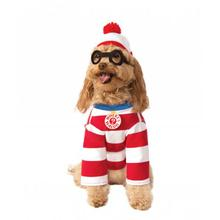 Where's Waldo? Woof Dog Costume by Rubies
