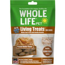 Whole Life Pet Living Treats Freeze-Dried Peanut Butter Dog Treats