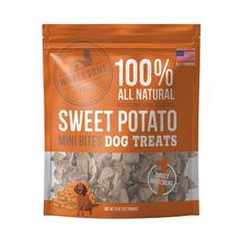 Wholesome Pride Mini Bites Dog Treats - Sweet Potato